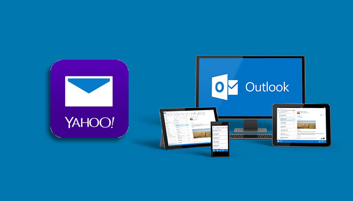 ¿Cómo configurar Yahoo Mail en Outlook?