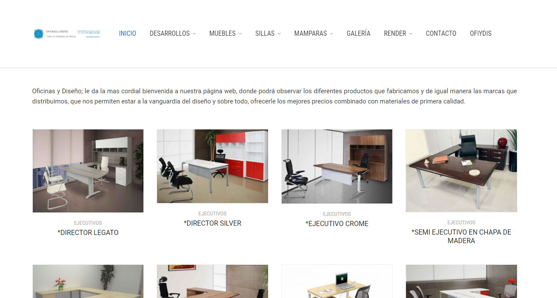 Ofydis Gha Grupo Hern Ndez Alba # Muebles Pagina Web