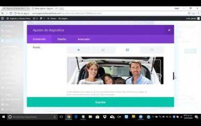 ¿Cómo crear un slider con Divi en WordPress?