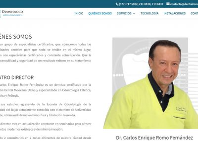 Clínica dental Romo 2
