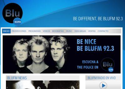 BLU FM 92.3