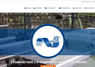 SAN FRANCISCO TEXTIL