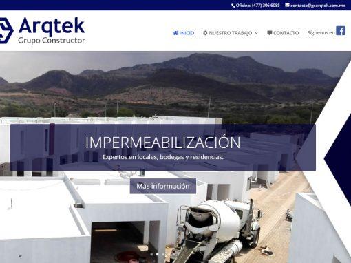 Grupo Constructor Arqtek