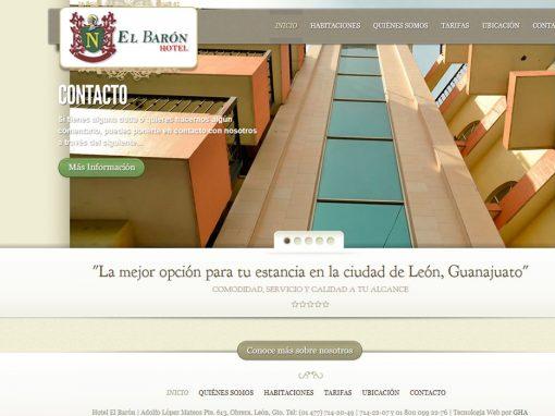 HOTEL EL BARÓN