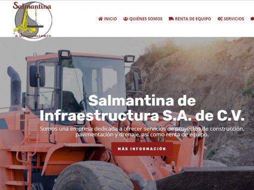 SALMANTINA DE INFRAESTRUCTURA S.A. DE C.V.