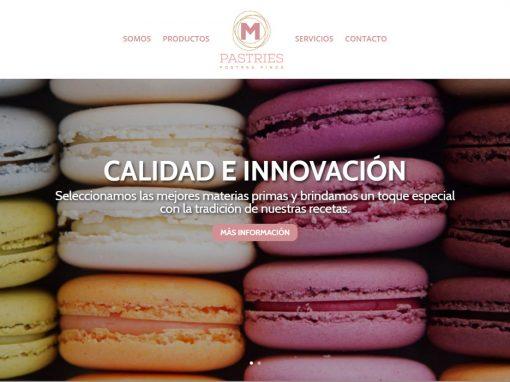 M Pastries